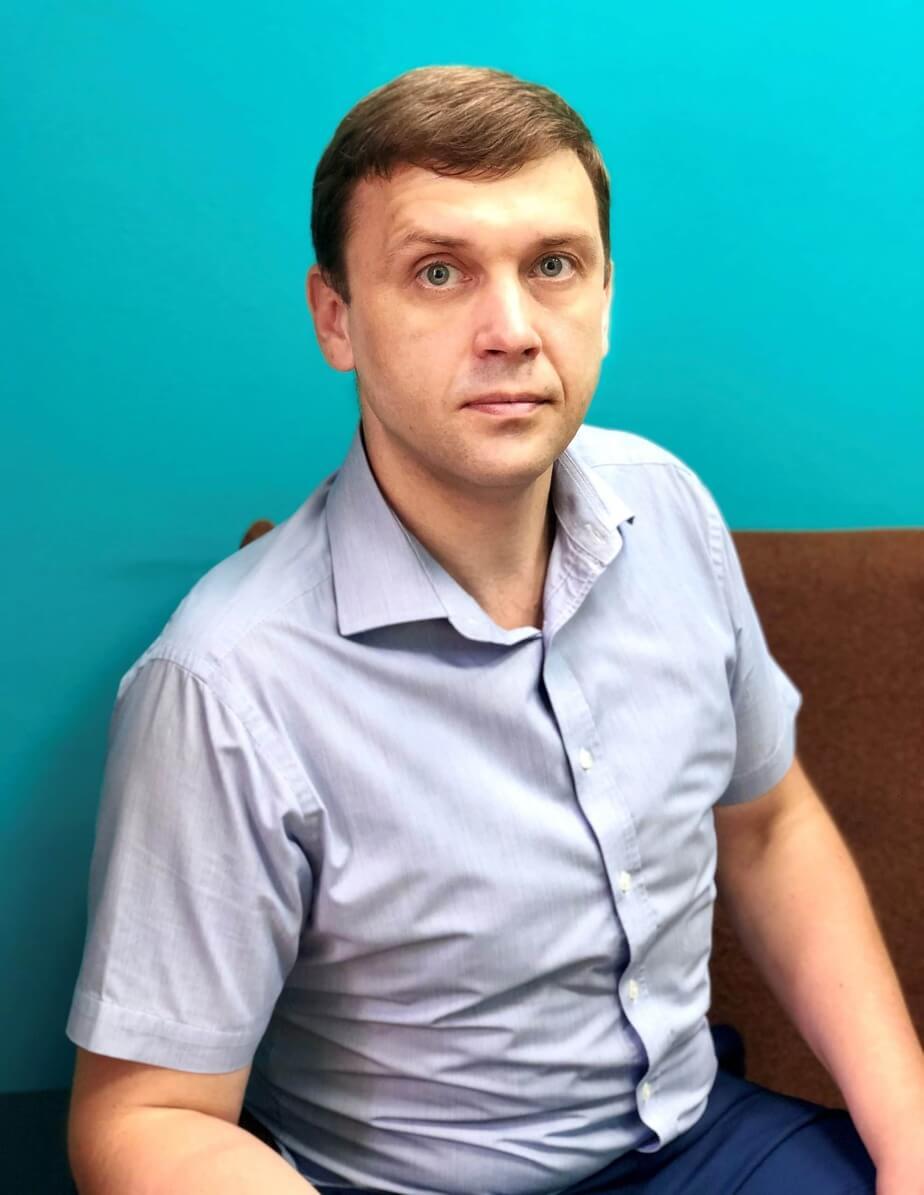 клинический психолог Возный Роман Сергеевич